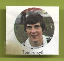 Scotland Tom Forsyth (VB)